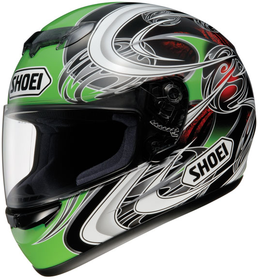 SHOEI TZ-R ORB TC4